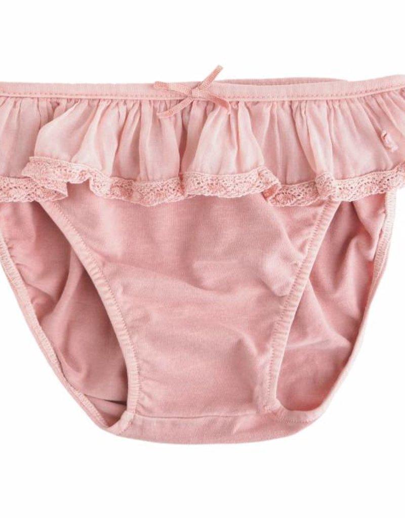 Tocoto Vintage Girl Swimwear Top Pink