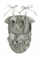 Tocoto Vintage Girl bathing suit Green