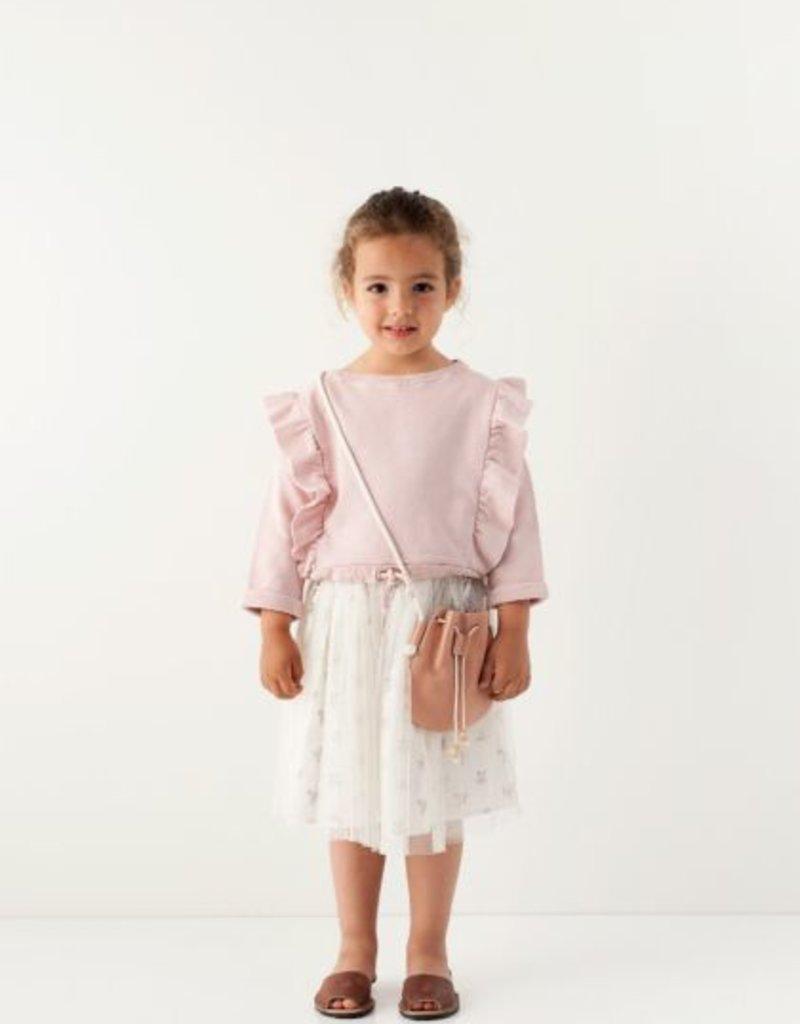 Tocoto Vintage Girls sweater pink
