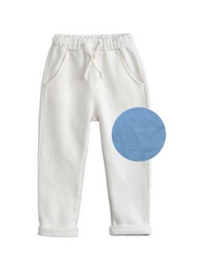 Tocoto Vintage Fleece  pants Blue