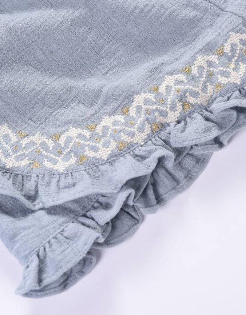 Louise Misha Shorts Taroudant Silver Blue