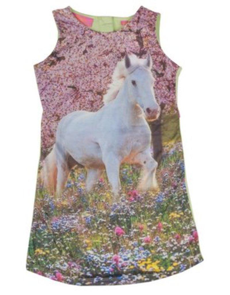 Very Lovely Girls Dress Horse