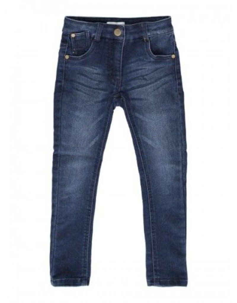 Lemon Beret Jeans