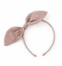 Tocoto Vintage Stars Hairband Pink