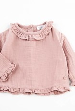 Tocoto Vintage Long Sleeves Baby Blouse