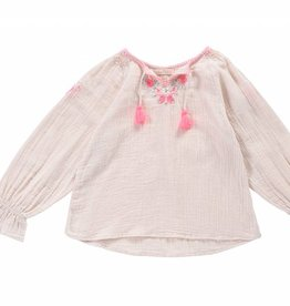 Louise Misha Blouse Oza Cream