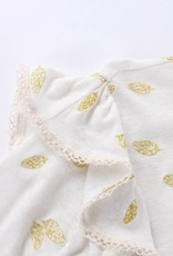 Louise Misha Tee Cialata White Glitter