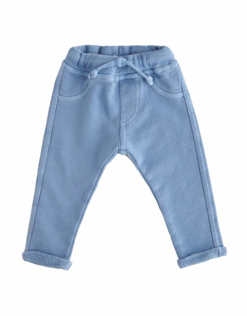 Tocoto Vintage Fleece  pants Blue