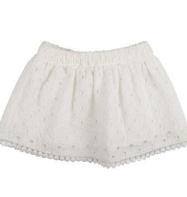 Bla bla bla Skirt white