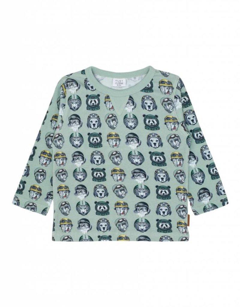 Hust & Claire T-shirt lange mouw