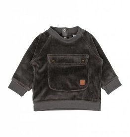 Hust & Claire Sweatshirt Brown