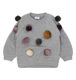 Hust & Claire Sweater Pompon