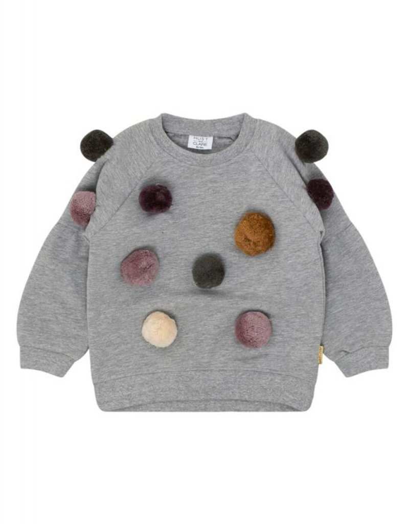 Hust & Claire Sweater Pompom