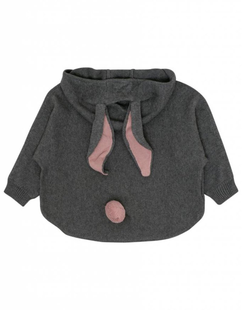 Hust & Claire  Poncho Poppy