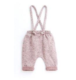 Tocoto Vintage Baby Plush Pants Pink