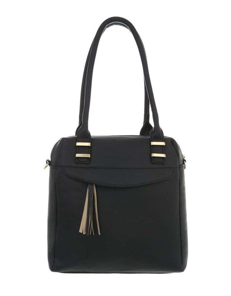 Handtas + extra kleine tas