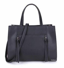 Giuliano Handbag Black