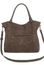 shoulder bag Taupe