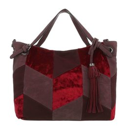 Shopper Red