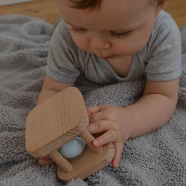 Wooden Toy – Rattle