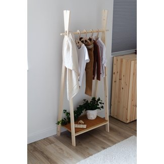 "Kledingrek ""Ward"" - Small"
