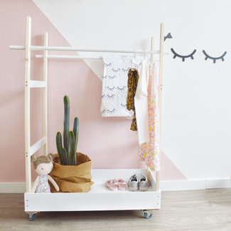 "Kledingrek ""Double"""