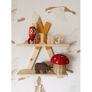 "Tipi Wall shelf ""Double"""