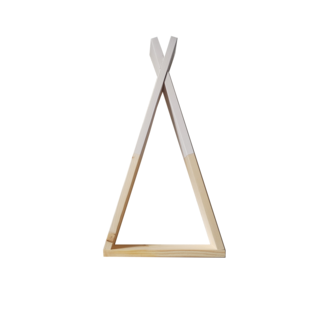 "Tipi Wandplank ""Single"""