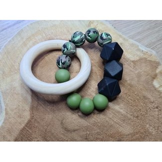 Teething Ring – Army