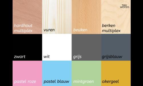Materialen & Kleuren