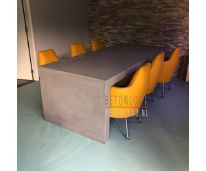 Beton tafel toronto betonlook nederland