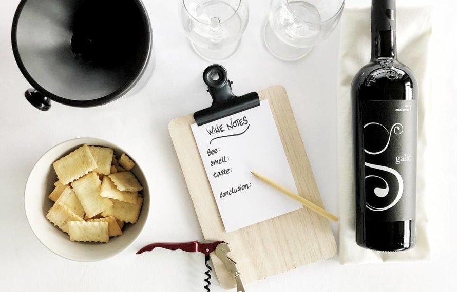 How to host a wine tasting