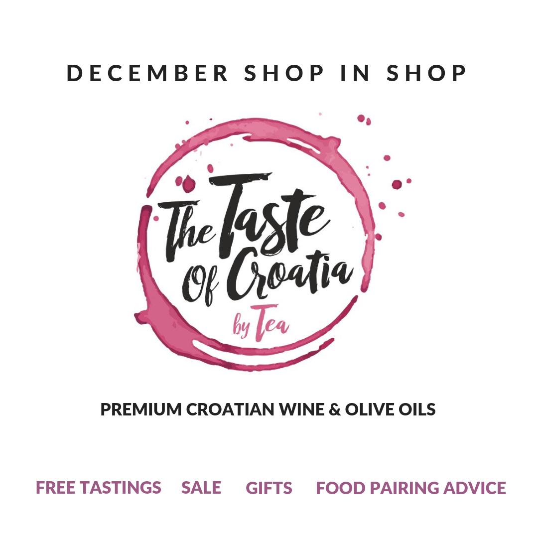 December Shop in Shop