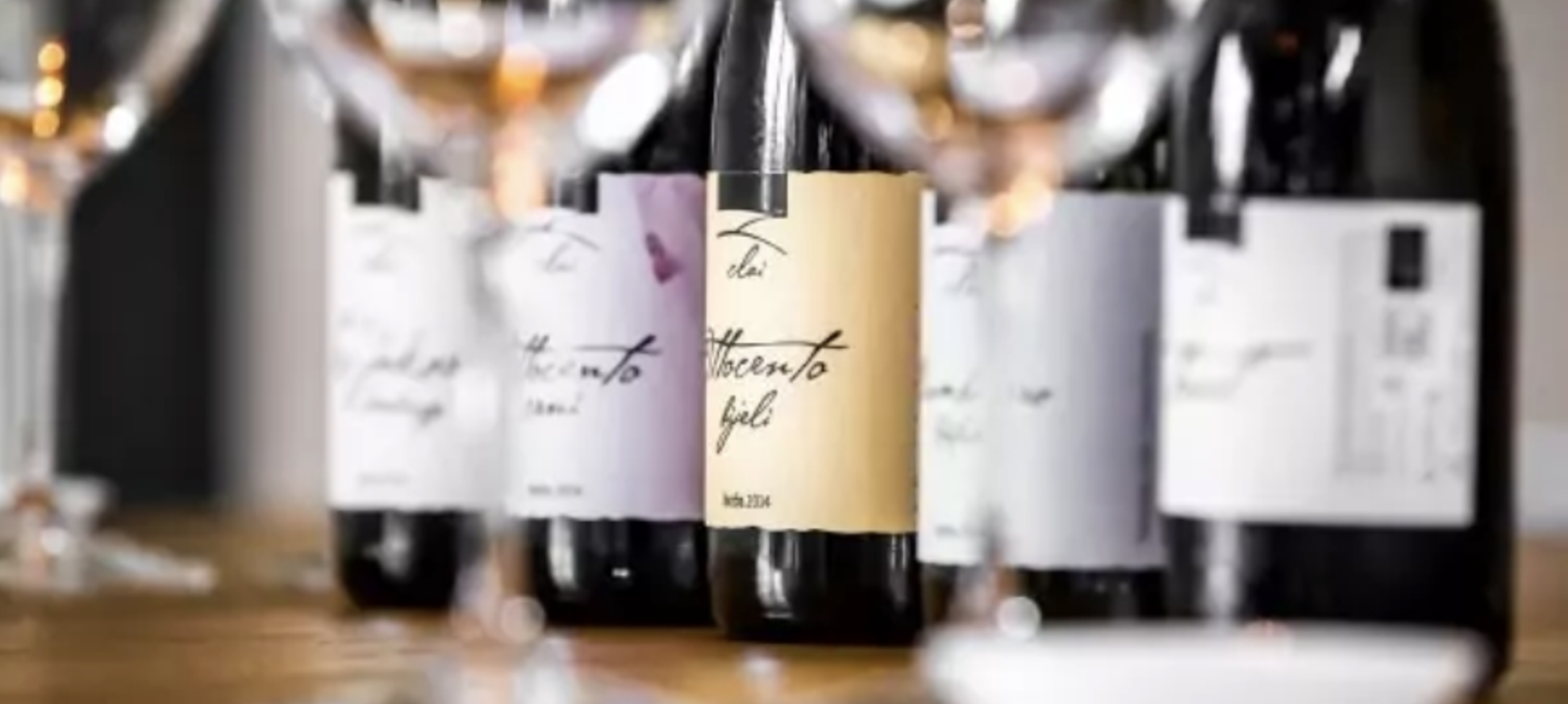 The story behind Clai wines