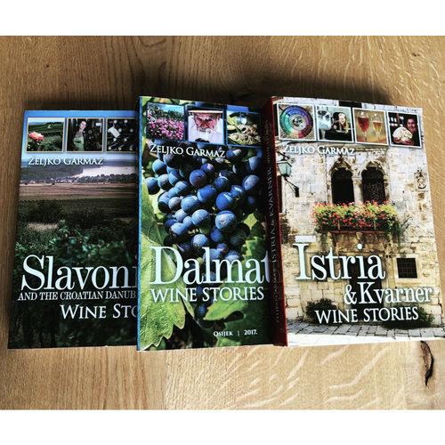 Željko Garmaz Book Slavonia Wine Stories