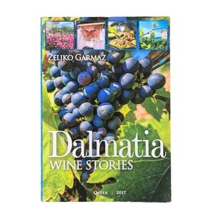 Željko Garmaz Book Dalmatia Wine Stories
