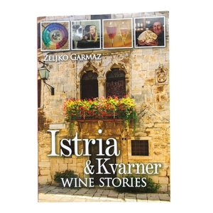 Željko Garmaz Boek Istria Wine Stories