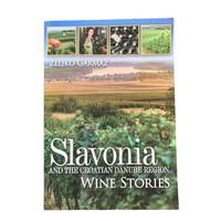 Book Slavonia Wine Stories