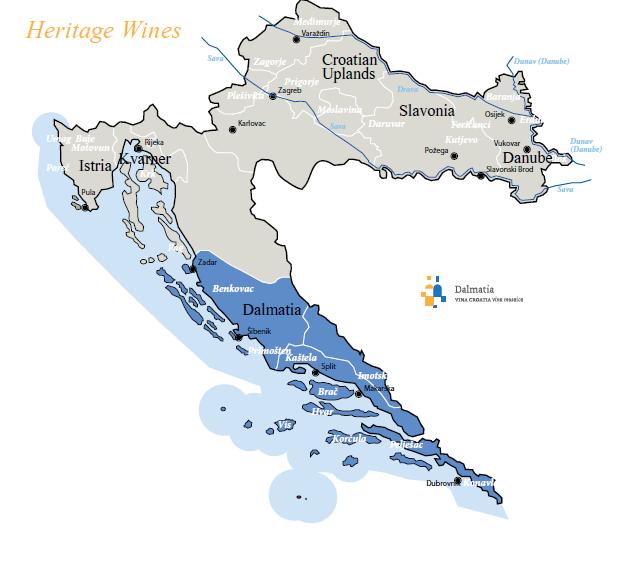 Dalmatië