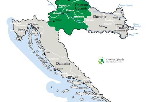 Kroatische Hooglanden