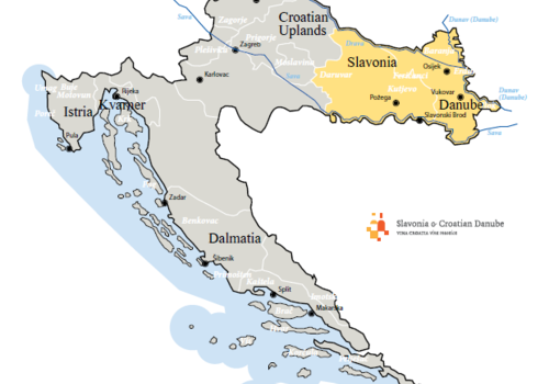 Slavonia and Croatian Danube