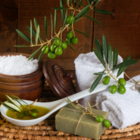 Part 7: Olive oil home-spa