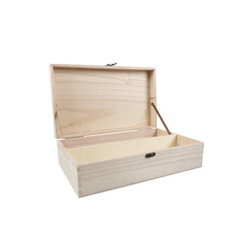 Thetasteofcroatia.com Wooden wine box 2 bottles