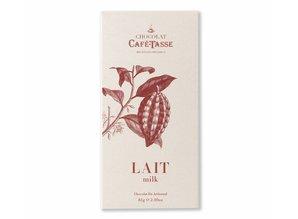 Café-Tasse Tablet Melk Chocolade 27% Cacao