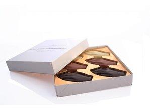 Antwerpse Handjes Chocolates with filling - Small box