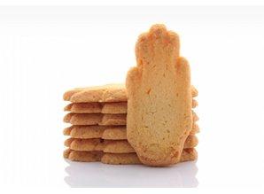 Antwerpse Handjes Biscuits - Luxe Metaaldoos
