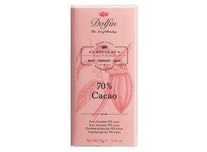Dolfin Dark Chocolate 70% Cocoa