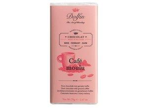 Dolfin Pure Chocolade met Gemalen Koffie