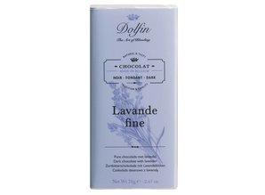 Dolfin Pure Chocolade met Lavendel uit Haute-Provence