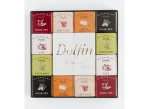 Dolfin 48 Carrés Gourmands - Panache